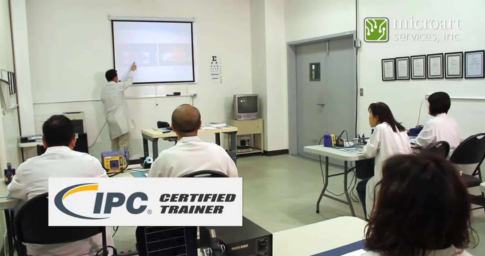 Services From Microart Include Pcb Design Assembly Prototyping Printed Circuit Board Box Build Ipc Training